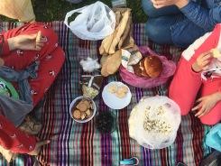 Student snacks.