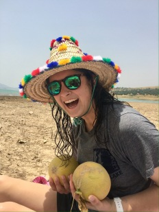 Just a gal & her melons