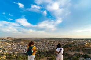 Fes views
