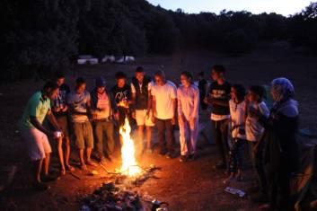 Fireside jigs